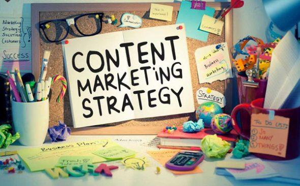 Стратегия работы над контентом