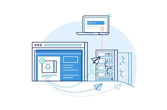 Создание сайта на конструкторе